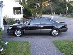 2001 lexus es300 platinum edition