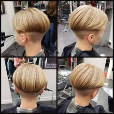 Back to old school ☺ Pompadour Hairstyle, Undercut Hairstyles, Boy Hairstyles, Undercut Pompadour, Style Hairstyle, Curl Styles, Short Hair Styles, Bowl Haircuts, Bowl Cut