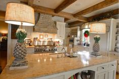 Vintage French Soul ~ French Country Cottage With My Dream Kitchen