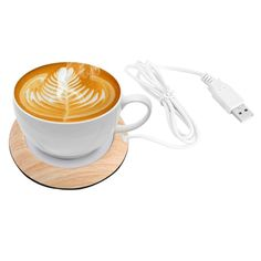 mug cup Our Toasty Coaster Cup Warmer helps to keep your coffee or tea hot. The warmer uses any USB power source to keep your cup warm. The wood grain coaster is trendy, stylish, and perfect f Usb, Hot Coffee, Coffee Cups, Iced Coffee, Cool Pictures, Cool Photos, Vacuum Cup, Mug Warmer, Cup Mat