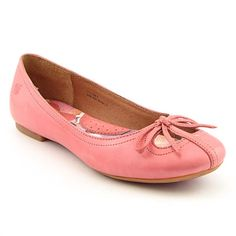 BORN Katherine Flats Shoes Pink Womens