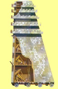 Torre de asalto romana