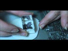 ▶ TUTORIAL: COMO HACER TRANSFERENCIA EN FIMO - YouTube