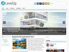 LevelUp WordPress theme