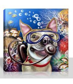 Cartoonize my Pet.Our artists can cartoonize your pet photos into hilarious pet caricatures.