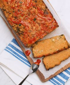 For a quick weeknight recipe, try our Turkey Quinoa Meatloaf. With eight servings per loaf, you'll have more than enough left over for tomorrow's lunch. Heart Healthy Recipes, Mushroom Recipes, Weeknight Meals, Meatloaf, Lasagna, Quinoa, Main Dishes, Stuffed Mushrooms, Turkey