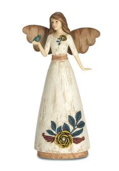 Pavilion Gift Company Simple Spirits 41014 Angel Figurine Holding Bird, 6-Inch, Aunt Pavilion Gift Company,http://www.amazon.com/dp/B00CTS60FU/ref=cm_sw_r_pi_dp_b1Kjtb0GG4VS01FV