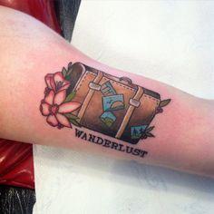 These Traveller Tattoos Will Trigger Your Wanderlust | Tattoodo.com