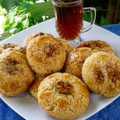 Muffin, Sweets, Bread, Cookies, Breakfast, Health, Recipes, Anne, Food