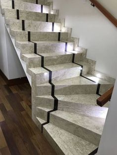 Stairs Tiles Design, Staircase Design Modern, Staircase Railing Design, Home Stairs Design, House Gate Design, Door Design Interior, Modern Stairs, Bungalow House Design, House Front Design