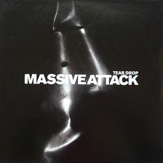 """Massive Attack - Tear Drop 12"""""""