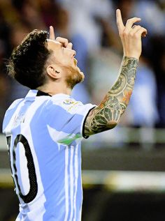 Lionel Messi scores hat-trick for Argentina in Copa America against Panama. Messi Argentina, Leonel Messi, Fc Barcelona Neymar, Lionel Messi Family, Premier League, Antonella Roccuzzo, Argentina National Team, Club World Cup, Best Football Players