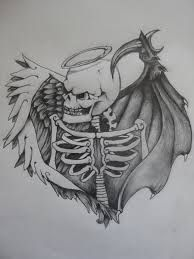 demon tattoo drawings - Google Search