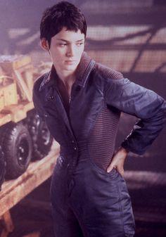Winona Ryder as Call in Alien: Resurrection