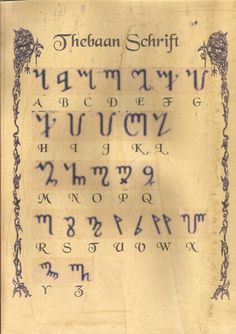 Use this Magical alphabet to inscribe your candles and spells -- the extra focus helps set your prayer intention