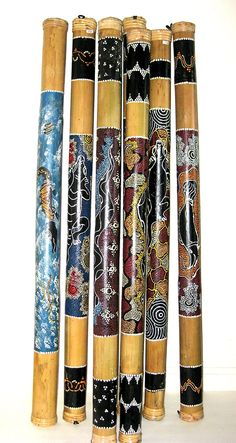 Bamboo Rain Sticks are important in African American culture. They use these to produce music while around the fire and during spiritual chants. Bamboo Art, Bamboo Crafts, Bamboo Ideas, Wooden Walking Sticks, Walking Sticks And Canes, Diy Arts And Crafts, Creative Crafts, Vbs Crafts, Rain Sticks