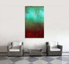 Abstract Art Canvas Print by Jaison Cianelli.  http://www.cianellistudios.com