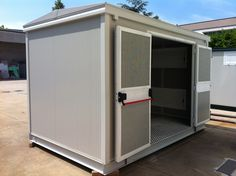 Cabina Fonoassorbente Locale Motori Sound Proofing, Shed, Outdoor Structures, Barns, Sheds