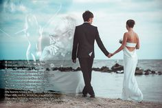 "Wedding Portrait 'Meet the Future""..LooK"