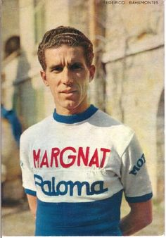 The Eagle of Toledo aka Federico Bahamontes from Cycling Archives.