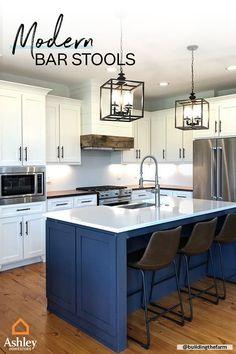 Kitchen Room Design, Kitchen Redo, Modern Kitchen Design, Kitchen Layout, Home Decor Kitchen, Kitchen Interior, New Kitchen, Home Kitchens, Kitchen Remodel