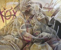 Titanesses   PichiAvo – Art, design, graffiti