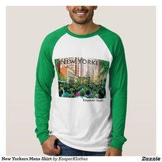 New Yorkers Mens Shirt