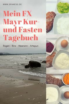 FX Mayr Fasten Kur Tagebuch - so ging es mir mit meinem FX Mayr Experiment auf Rügen.
