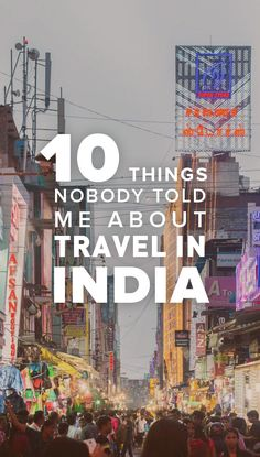 Despite hearing all kinds of things about India beforehand, the country was still filled with surprises! Read on to learn 10 things nobody told me about travel in India that I wish they had!