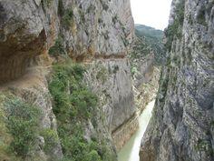 Congosto de Mont-rebei | Excursiones por Huesca