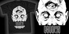 """Gzy Ex Silesia - Cavorts"" t-shirt design by Gzy Ex Silesia"