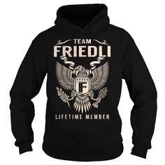 Team FRIEDLI Lifetime Member - Last Name, Surname T-Shirt