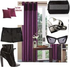 BOLD Colours, created by welovelinen on Polyvore