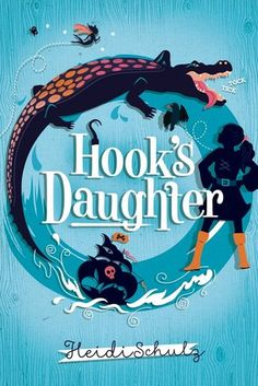 Hook's Daughter - Heidi Schulz - A fun spin on one of the most magical and wondrous fictional lands. I'm a sucker for villains. I really am. So it immediately grabbed my interested at the mention of Captain James Hook! Sweet at times, laugh-out-loud funny at others, and an utterly genius idea for a story. I enjoyed it immensely.
