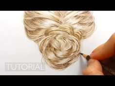 Tutorial | How to color different skin tones with colored pencils and blending techniques - YouTube