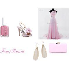 Hetalia Prom: Fem!Russia, created by semi-bum on Polyvore