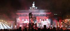 Berlin feiert 25 Jahre Mauerfall- #fallofthewall25 #fallofthewall #fotw25 #lichtgrenze #berlin