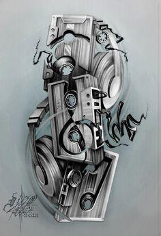 19 Best ideas for music tattoo headphones tat Hip Hop Tattoo, Dj Tattoo, Music Drawings, Music Artwork, Tattoo Drawings, Music Tattoo Designs, Music Tattoos, Body Art Tattoos, God Tattoos