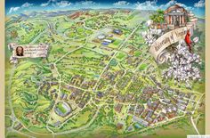 12 Best World best illustrated maps images