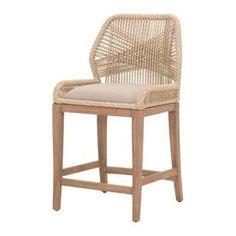 Loom Stool Woven bar stools, Counter stools, Bar stools