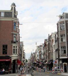 Amsterdam, Utrechtsestraat (center)