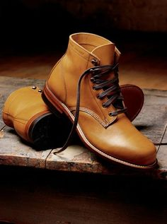 wolverine 1000 mile boots #style