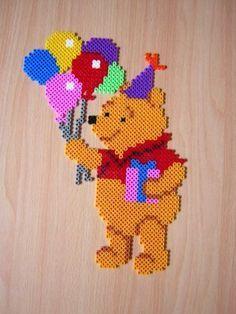 Winnie hama beads by cathy077