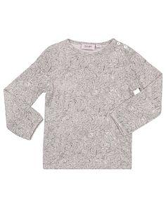 Lækre Noa Noa miniature Sailor langarmet T-shirt Noa Noa miniature Overdele til Børnetøj i behageligt materiale