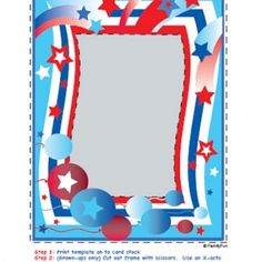 4th of july noise maker craft