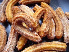 December 31: Banana Churros