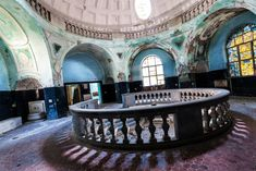 Bankya Mineral Baths in Sofia Bulgaria set to be renovated after years of abandonment [2048x1365][OC]