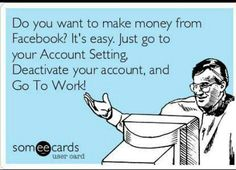Facebook Humor | Give this a try.|  It really works!