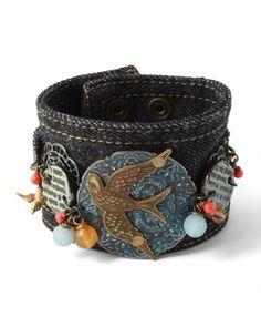 demin bracelet