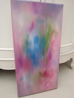 Original painting Flower painting abstract painting
